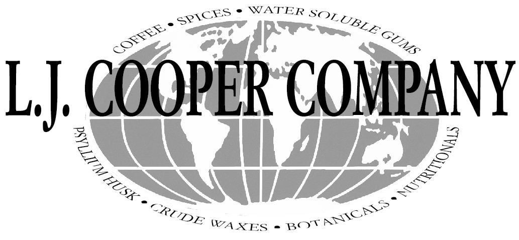 LJ Cooper logo